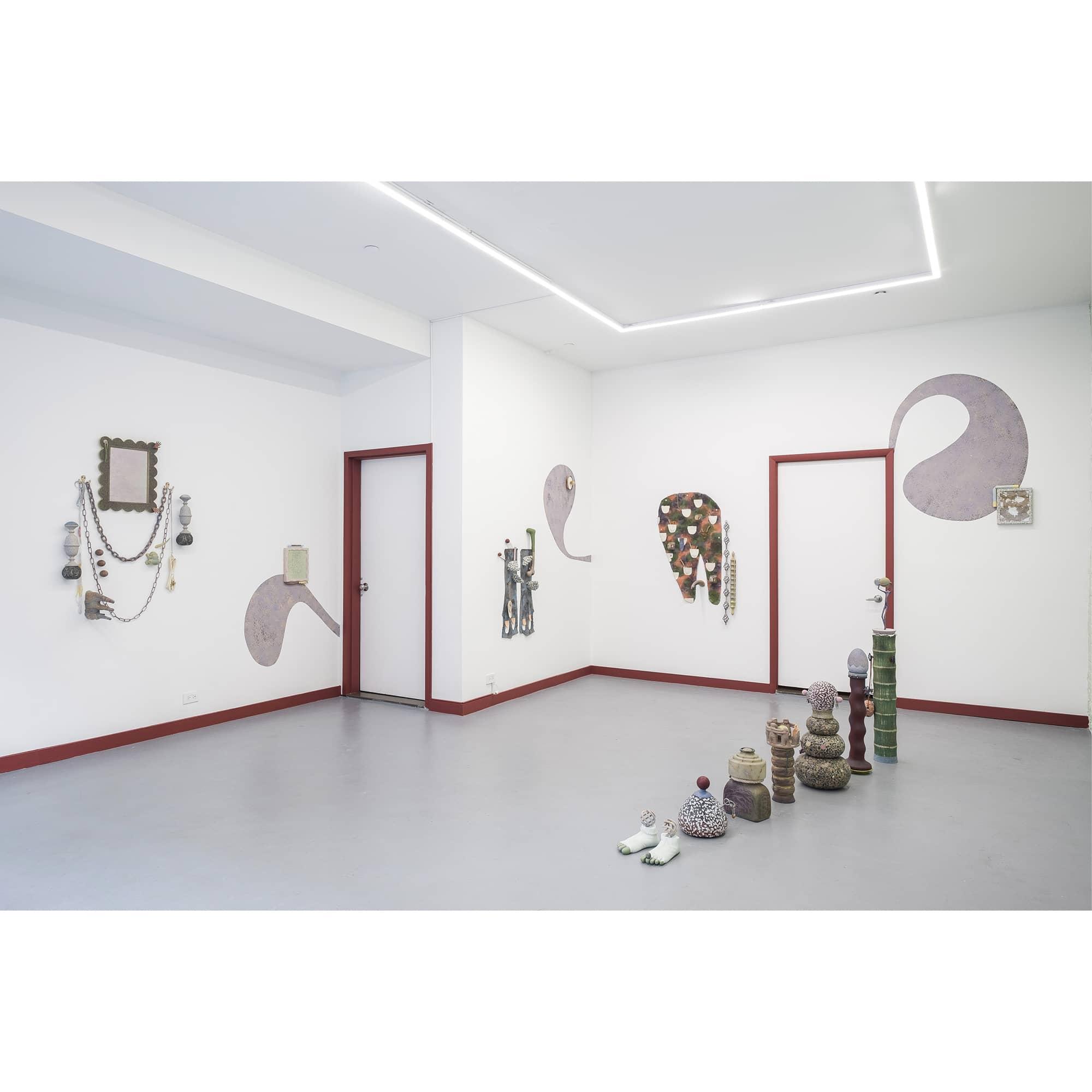 Talon Rouge: Six Mexican Artists Revisit José Juan Tablada and His New York Circle